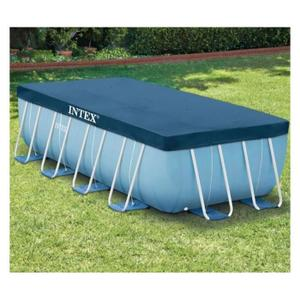 bache piscine 4×2 intex