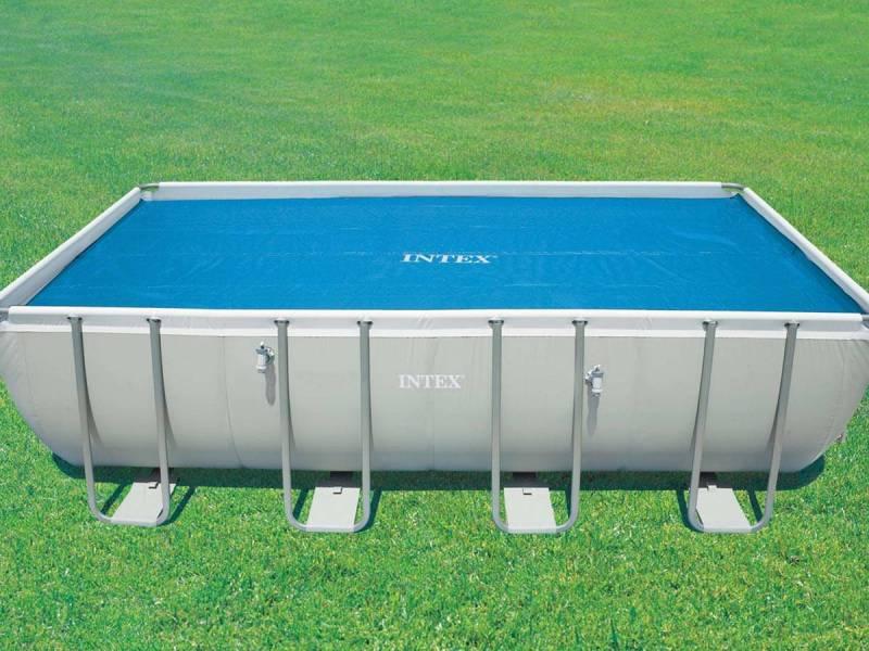 bache piscine 4x2 intex