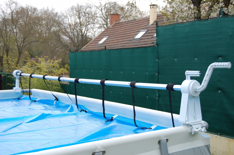 bache piscine 5.49