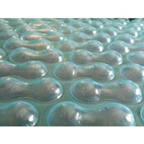 bache piscine 500 microns