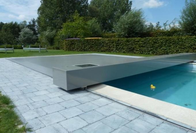 bache piscine 5x10