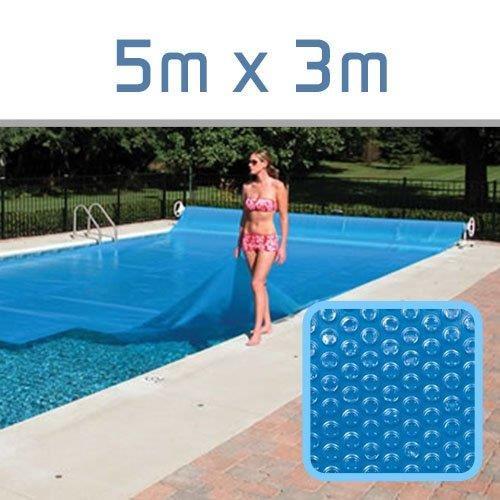 bache piscine 5×3