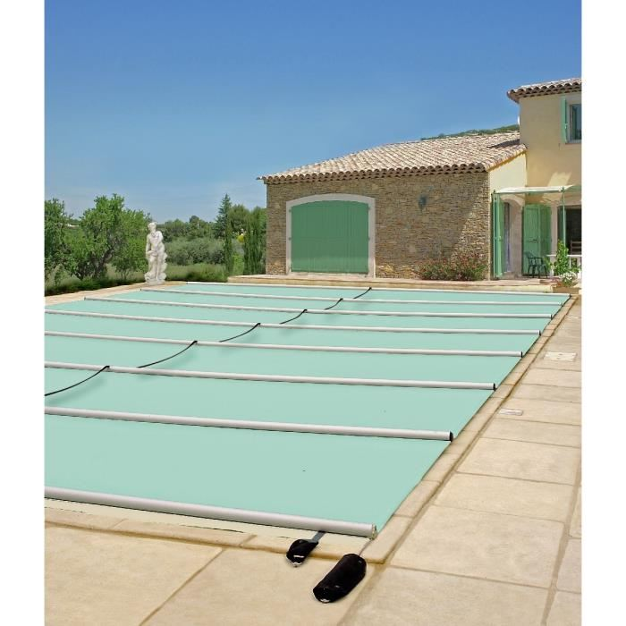 bache piscine 6 x 3