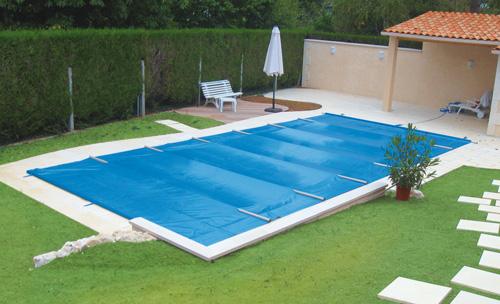 bache piscine 6m