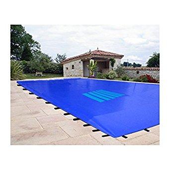 bache piscine 6x10