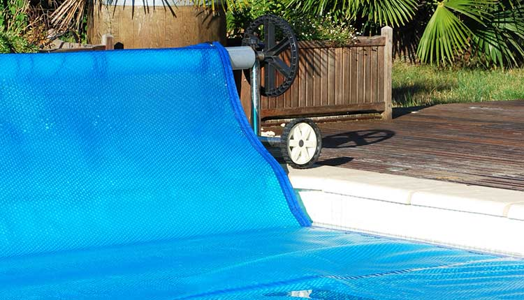 bache piscine 6x12