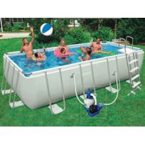 bache piscine 6x3