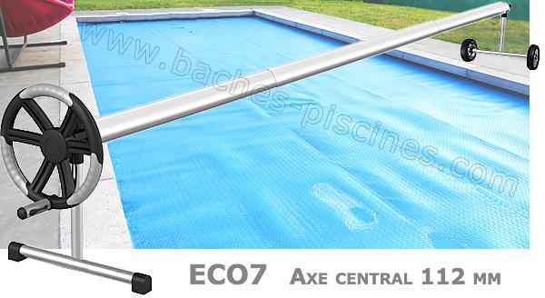 bache piscine 7 x 13