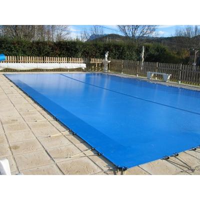 bache piscine 9x5