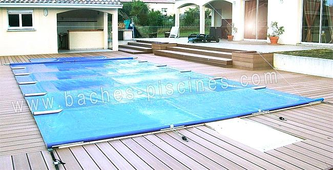 bache piscine a barre pas cher. Black Bedroom Furniture Sets. Home Design Ideas