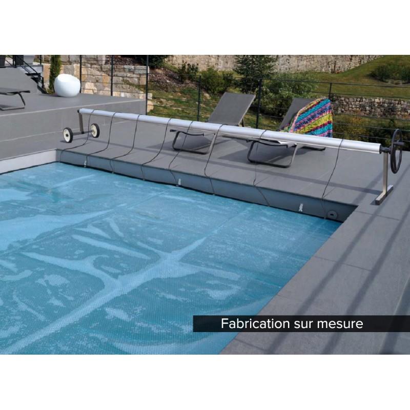bache piscine a bulle sur mesure. Black Bedroom Furniture Sets. Home Design Ideas