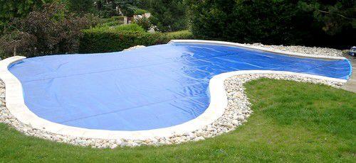 bache piscine a bulle sur mesure