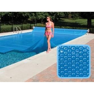bache piscine a bulles rectangulaire