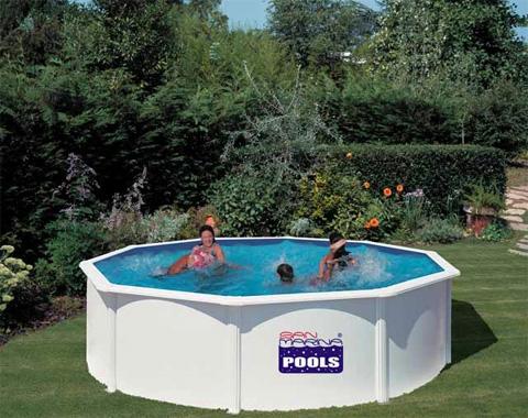 bache piscine a castorama