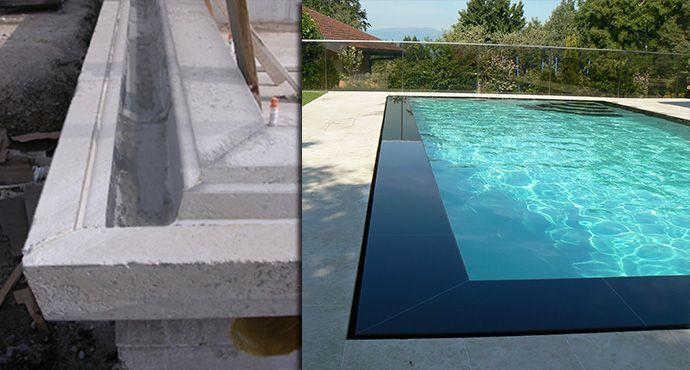 bache piscine a debordement