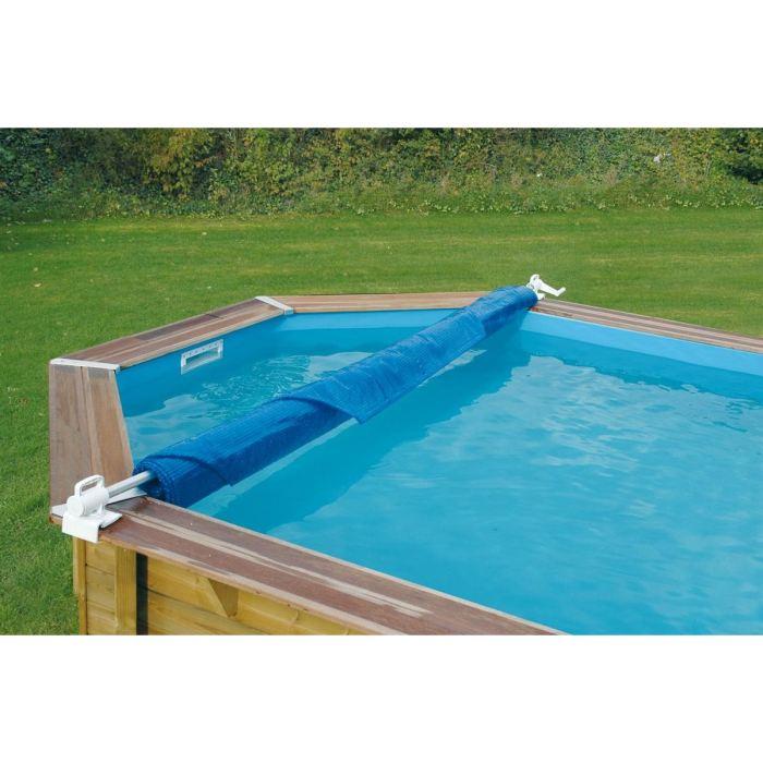 bache piscine a enrouleur