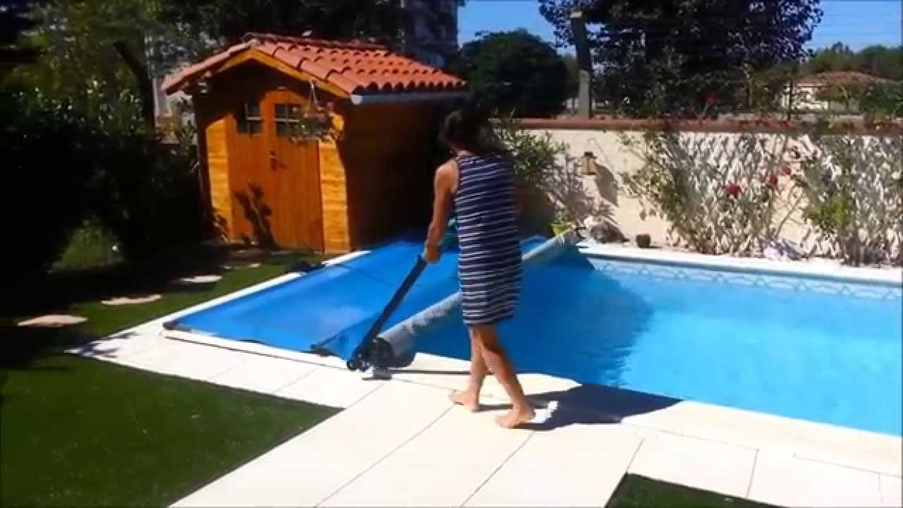 bache piscine alliance