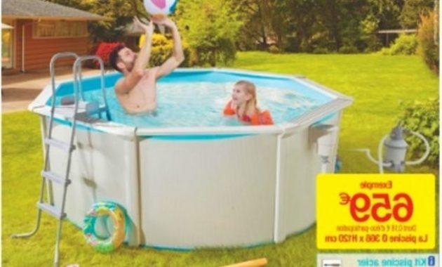 bache piscine auchan