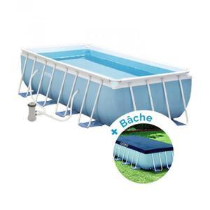 bache piscine bestway 4x2