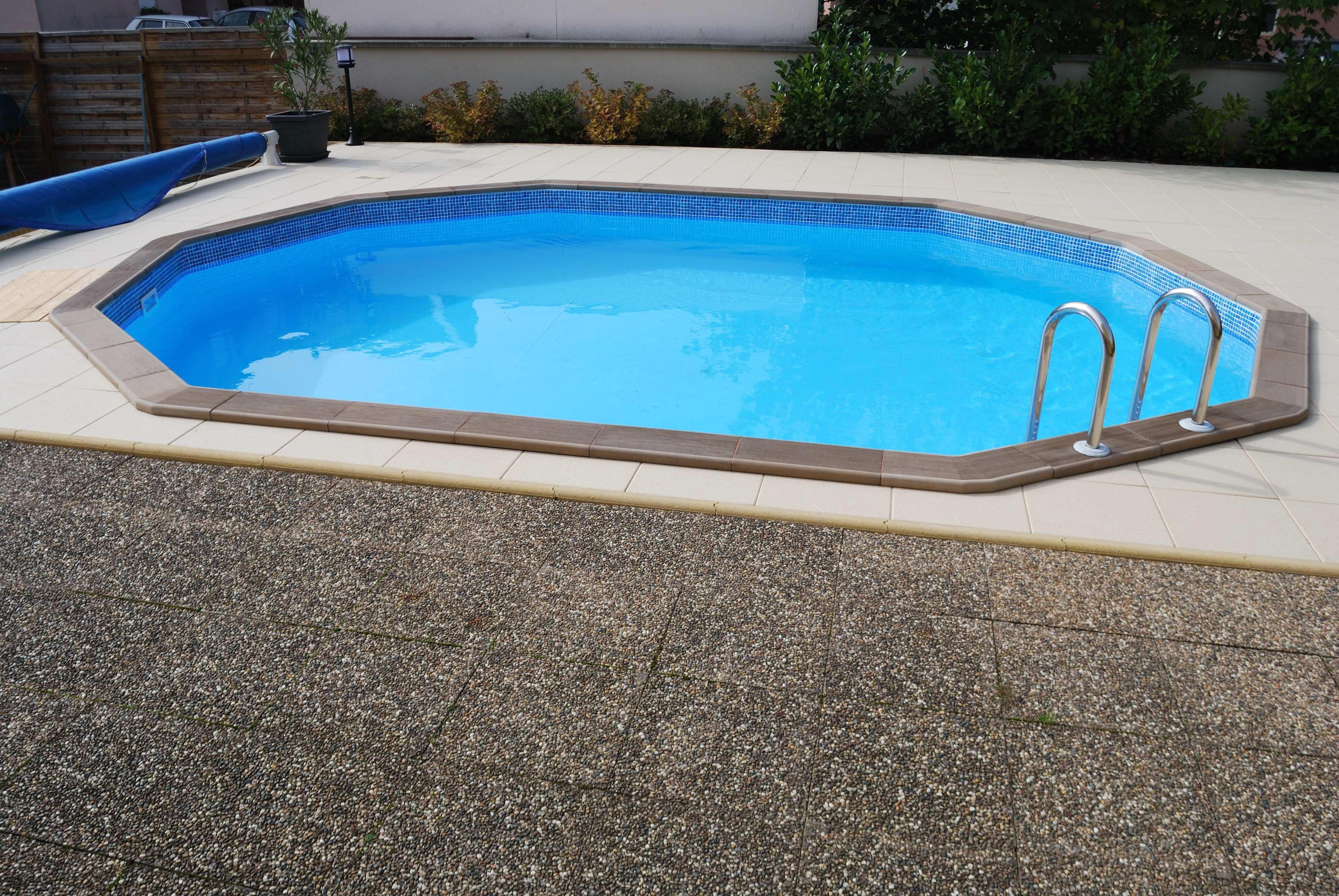 bache piscine brico depot