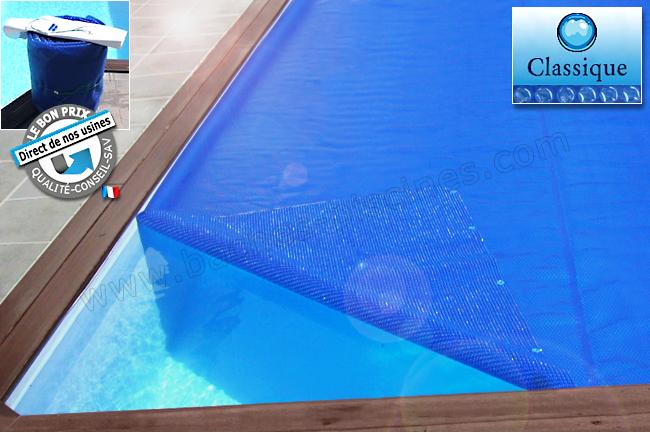 bache piscine bulle sur mesure. Black Bedroom Furniture Sets. Home Design Ideas