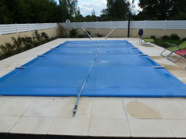 bache piscine desjoyaux occasion