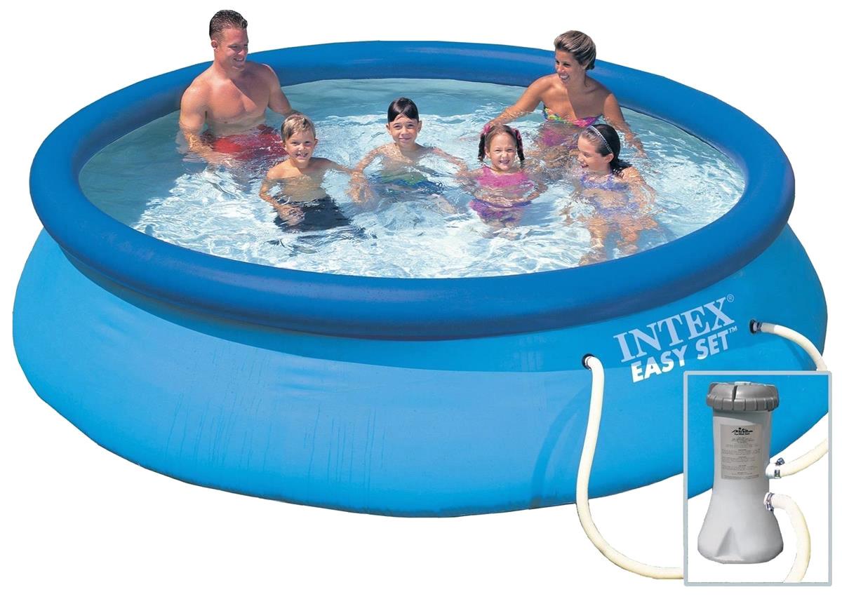 bache piscine easy set