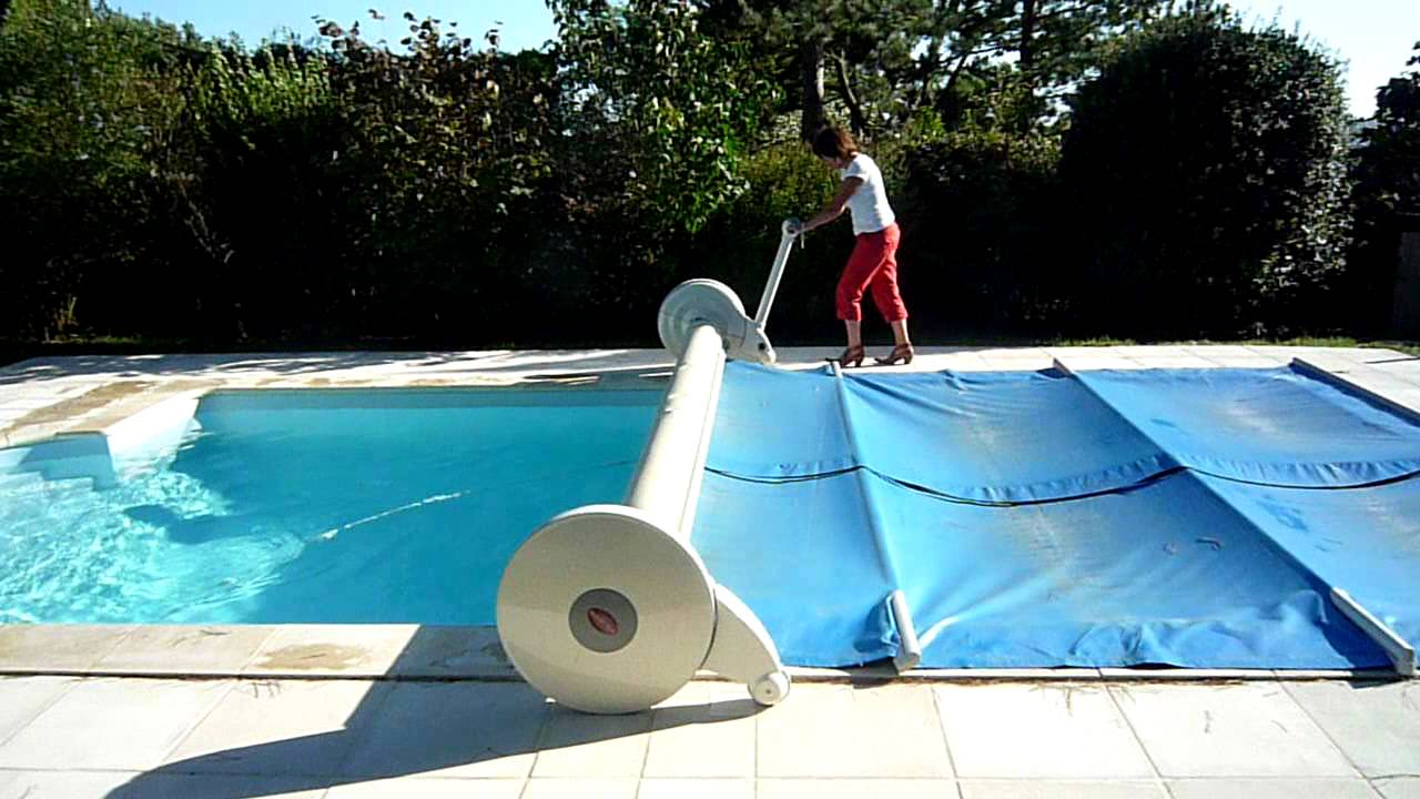 bache piscine espagne