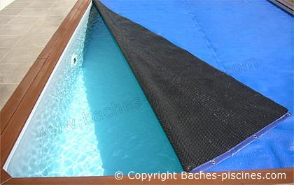 bache piscine geobubble