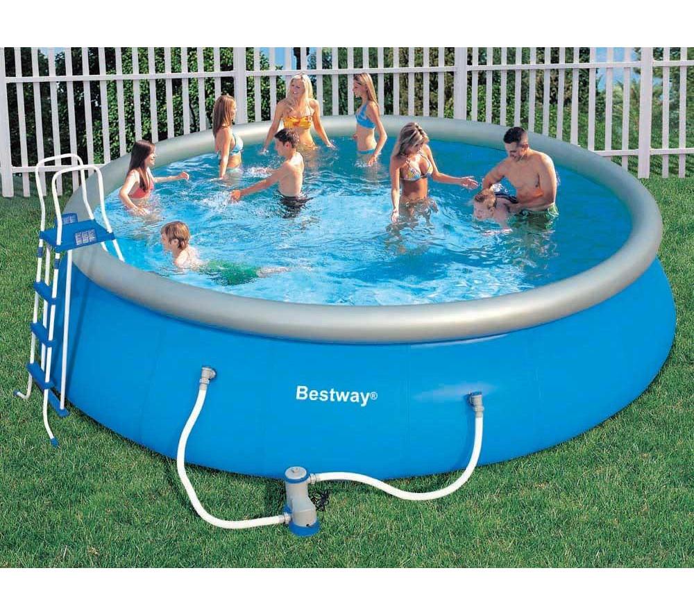 Bache piscine gonflable carrefour - Matelas gonflable piscine pas cher ...