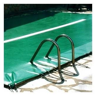bache piscine hiver 9x4