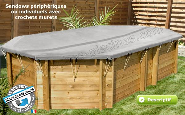 bache piscine hors sol octogonale. Black Bedroom Furniture Sets. Home Design Ideas