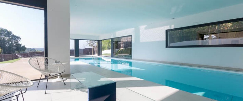 bache piscine interieure