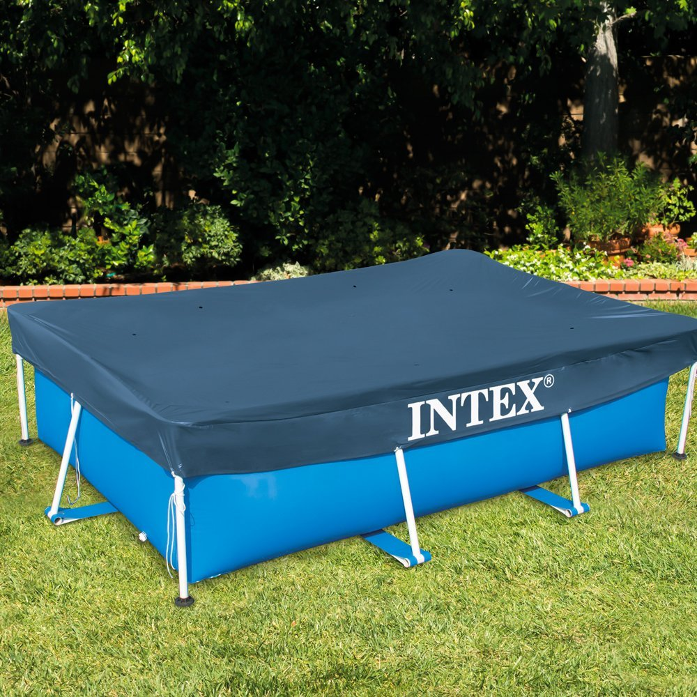 bache piscine intex 3×2