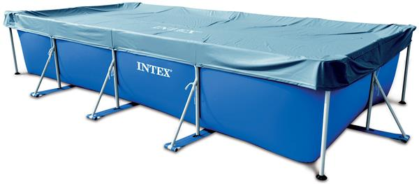 bache piscine intex 3x2