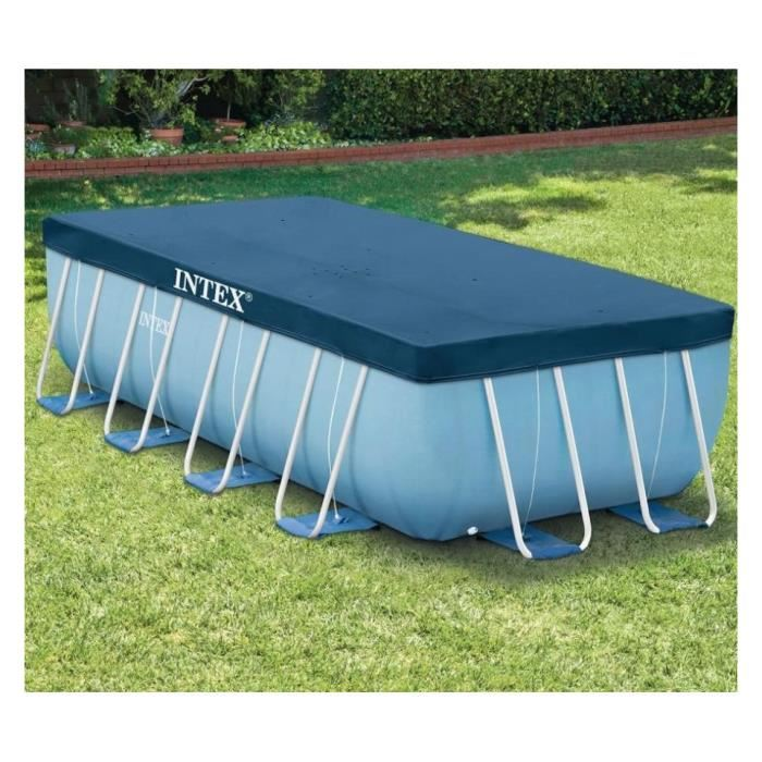 Bache piscine intex 4x2 - Bache hivernage piscine intex ...