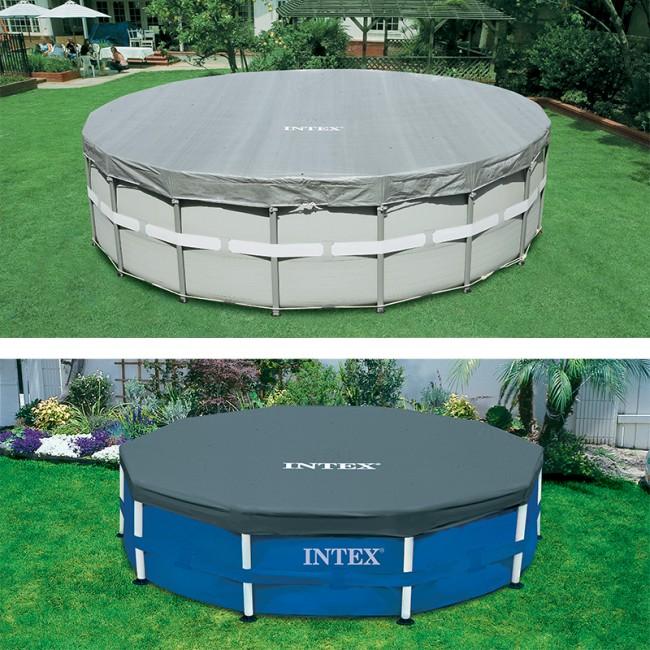bache piscine intex ultra frame. Black Bedroom Furniture Sets. Home Design Ideas