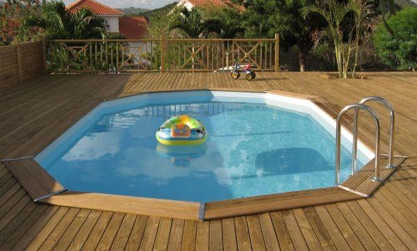 bache piscine maeva 650