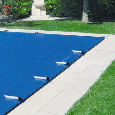 bache piscine mikado