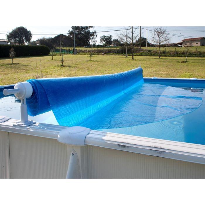 bache piscine municipale