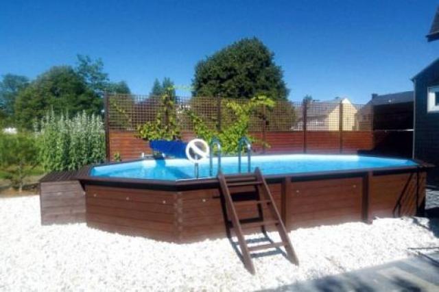 bache piscine oblong