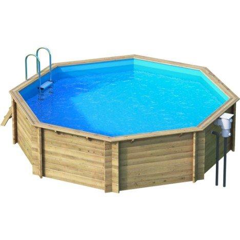 bache piscine octogonale leroy merlin