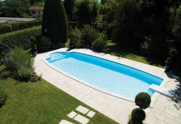 bache piscine ovoide desjoyaux