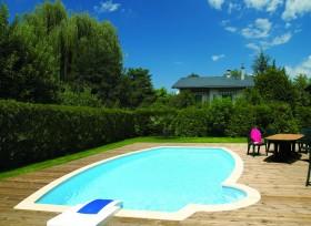 bache piscine ovoide. Black Bedroom Furniture Sets. Home Design Ideas