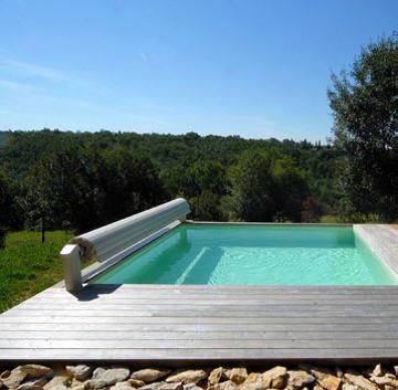 bache piscine piscinelle