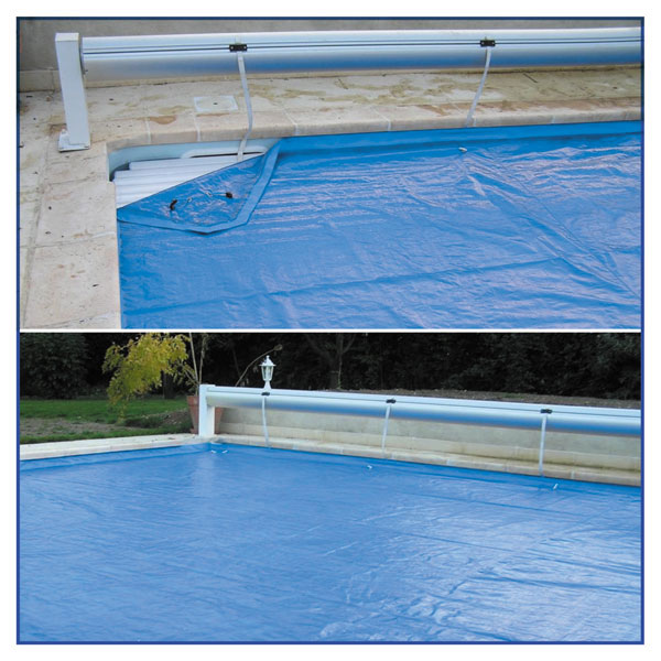Bache piscine pour volet roulant - Ideal protection piscine ...