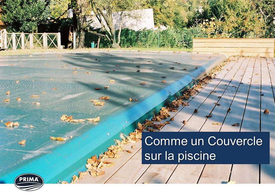 bache piscine prima