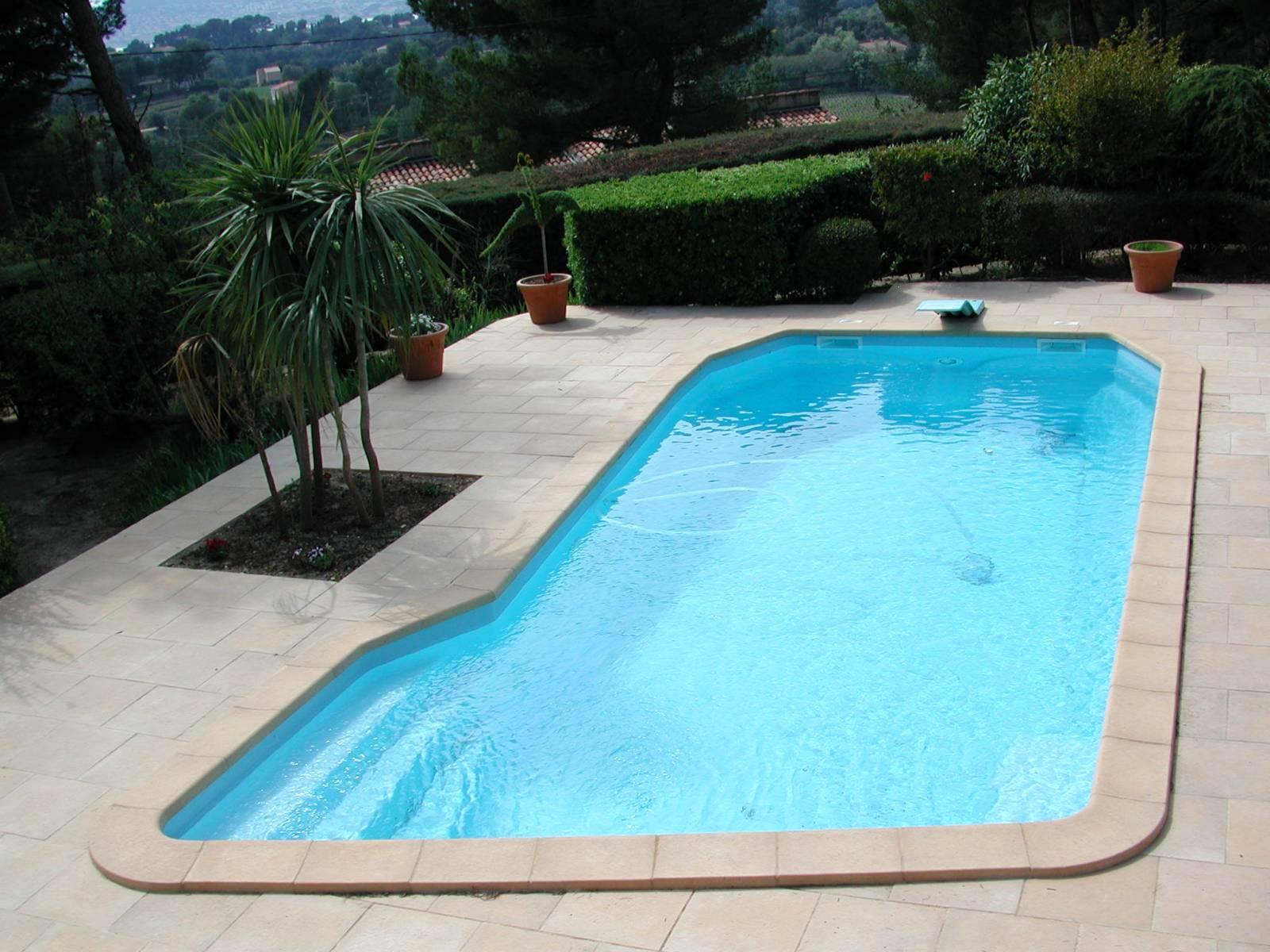 bache piscine quartz