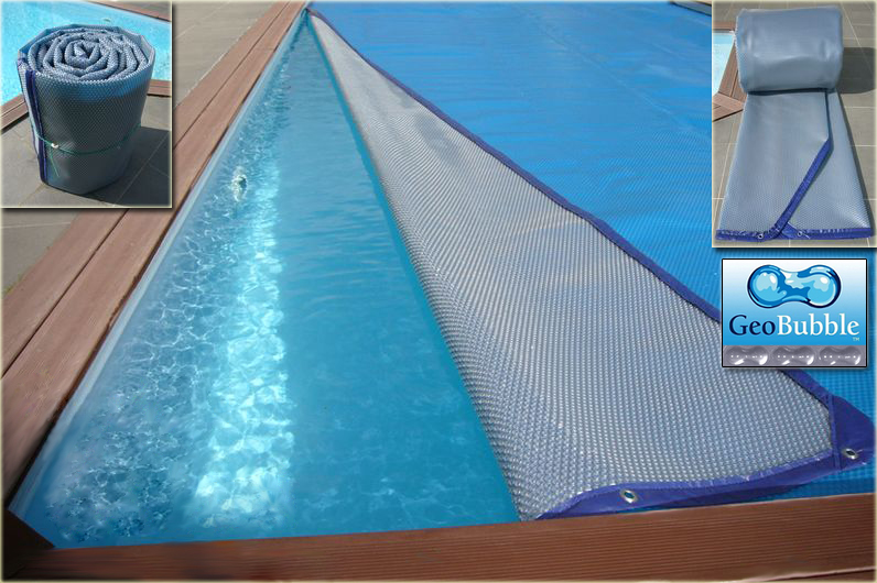 bache piscine ronde 5 m