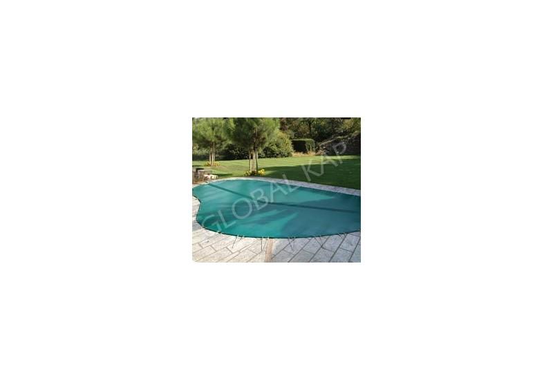 bache piscine skin freeze